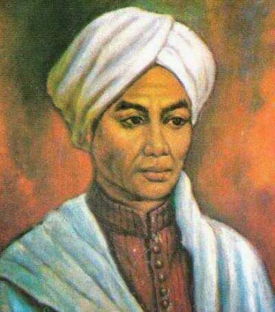 gambar pahlawan - Pangeran Diponegoro