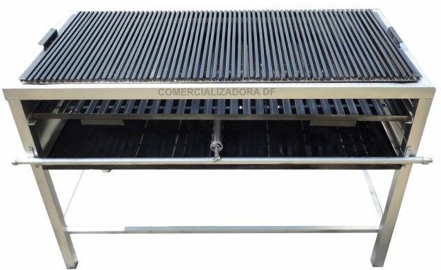 asadores de carbon
