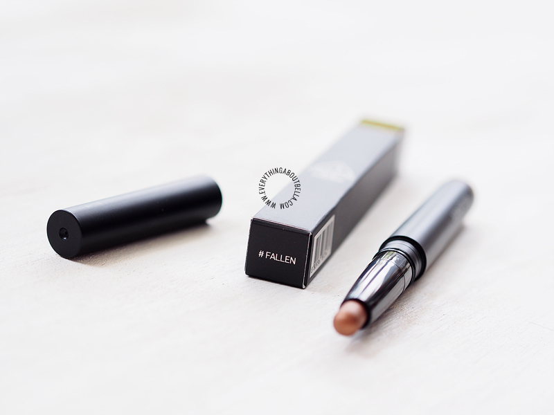 3 Concept Eyes Long Wear Eye Crayon in #Fallen Review - Beauty Blogger Indonesia