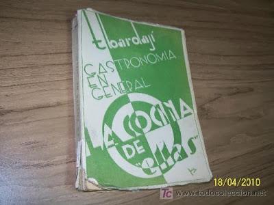 LA COCINA DE ELLAS, de Teodoro Bardají Más
