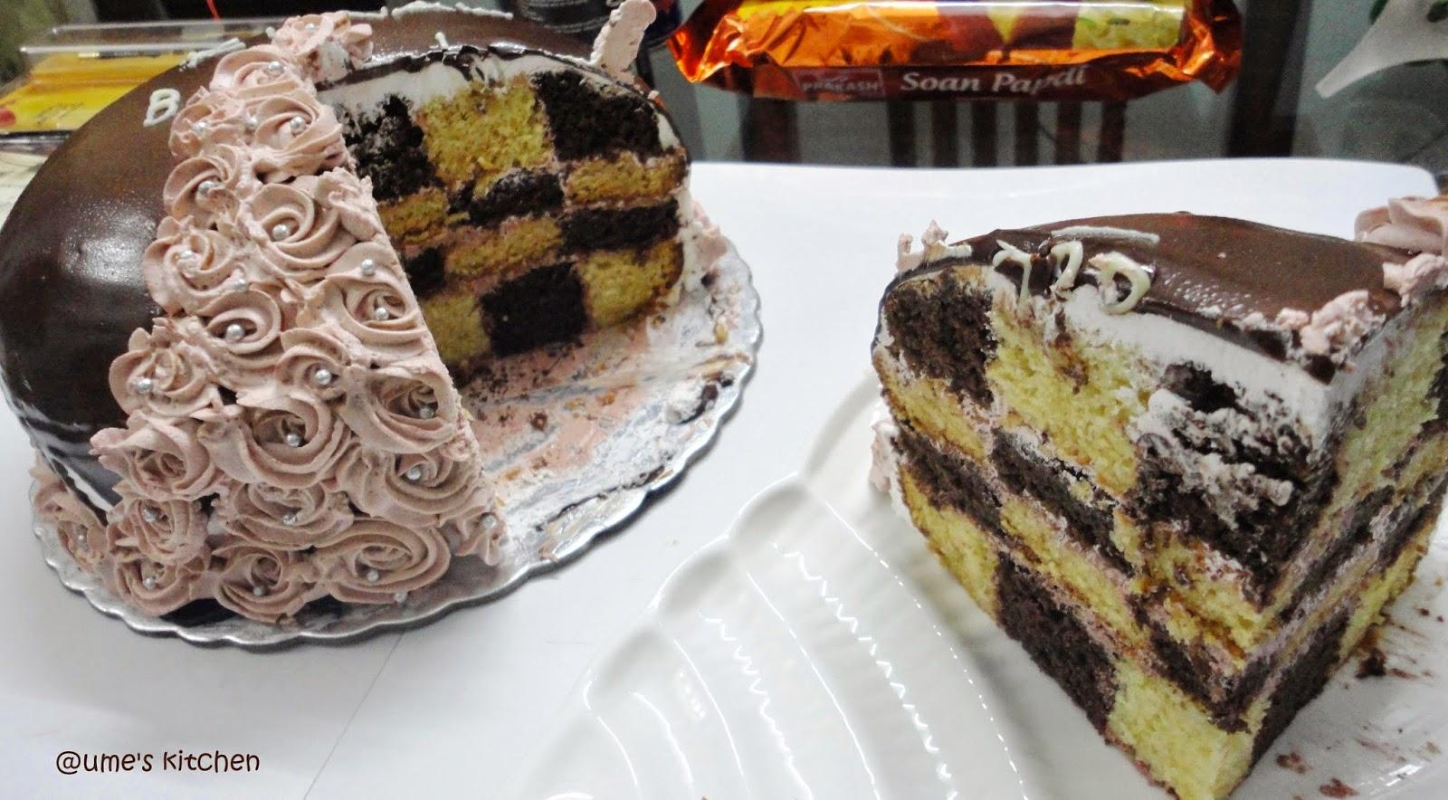 Торт шахматный рецепты
