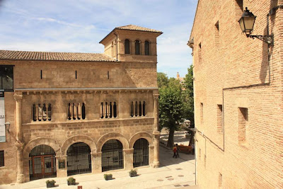Palacio de los Reyes de Navarra in Estella