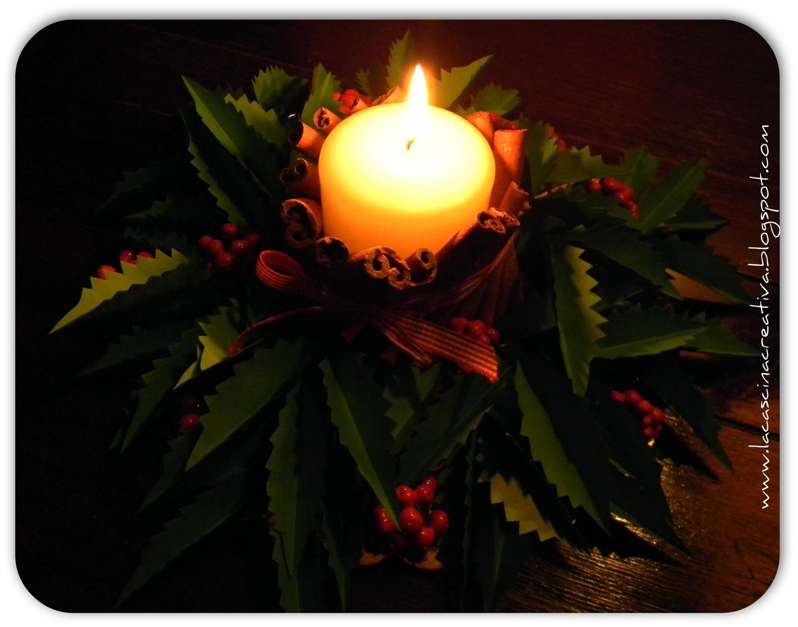 accendi una candela virtuale Centrotavola+Natale+2