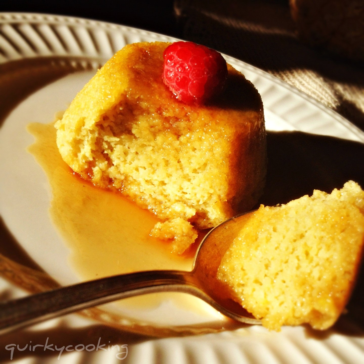 ... free recipe for the steamed lemon and coconut puddings we make at