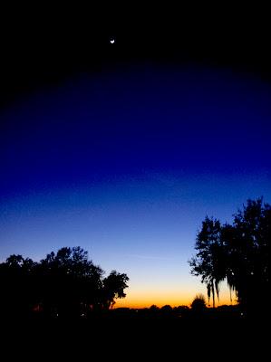 robert santafede at sunset