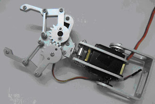 Robot Arm 2 Servo discount 10%