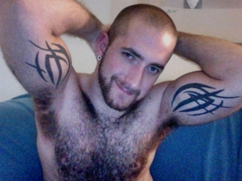 from Kaden hairy armpits gay sites