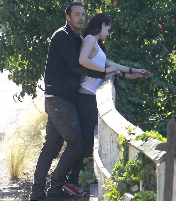 Rupert sanders dating
