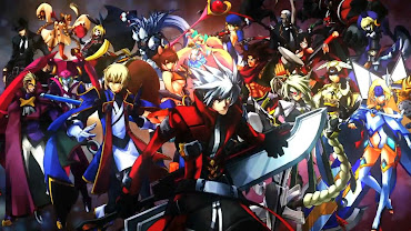 #14 BlazBlue Wallpaper