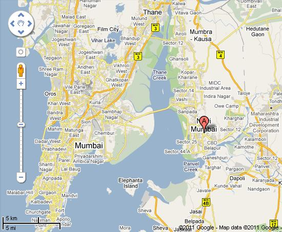 Labyrinths of Life: Ten Days in Navi Mumbai - 'Somehow' rules