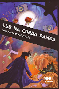 """Leo, de """"Perseguição"""", está de volta neste novo livro:"""