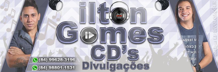 Ilton Gomes Cd's