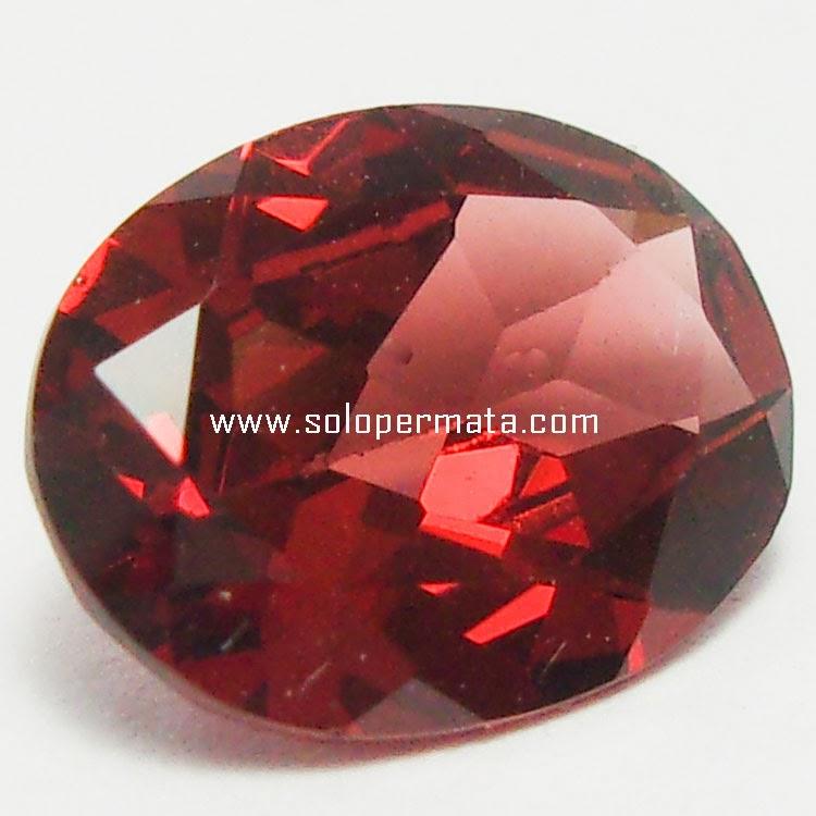 Batu Permata Almandine Garnet - 29A05