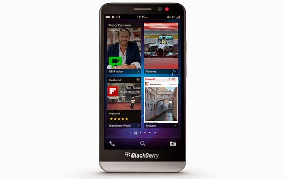 Blackberry Z30 specs price
