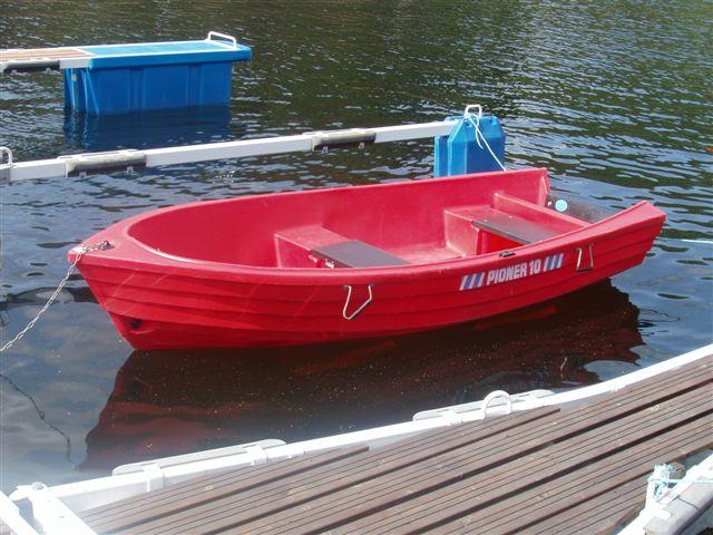 båten til røkke