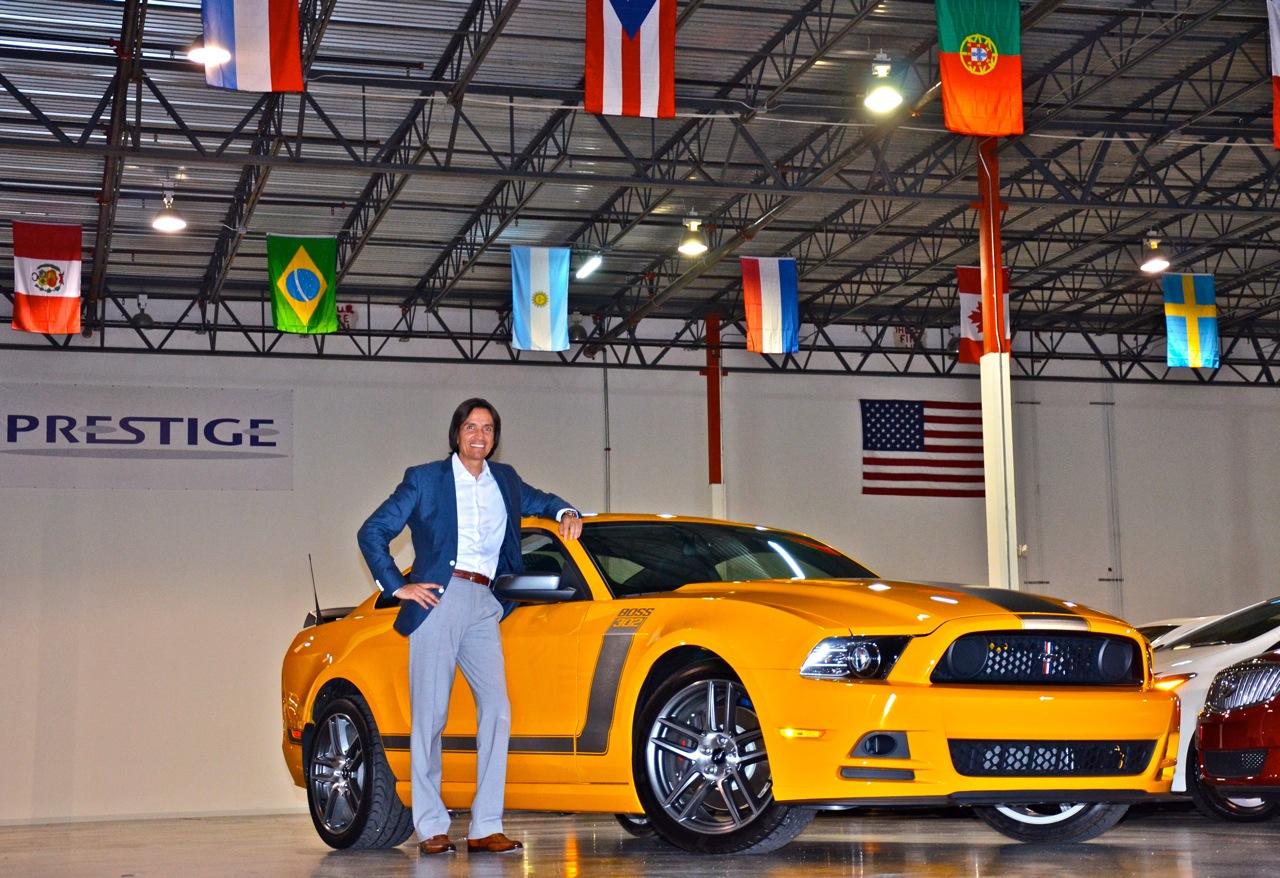 MUSTANG BOSS 302 LAGUNA SECA: TRANS-AM REDUX!   Automotive Education ...