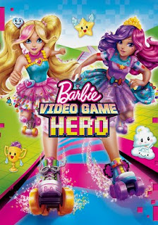 Barbie Video Game Hero (2017) 720p