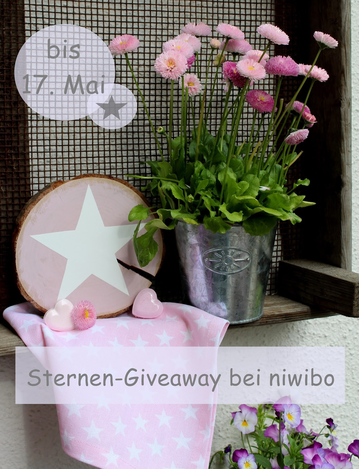 Sternen-Giveaway