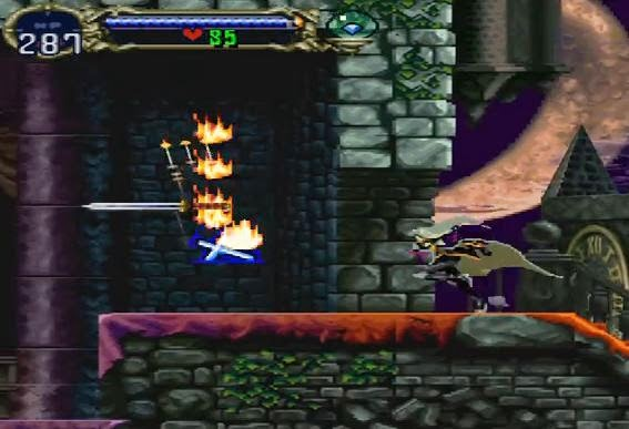 castlevania sotn saturn version