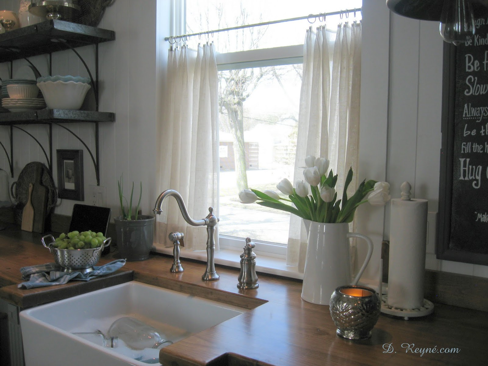 style curtains barn vintage imgid for retro fascinating image and cafe linen cherry pottery