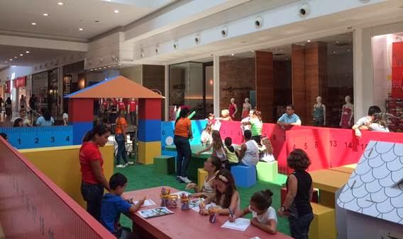 Shopping Grande Rio promove evento infantil de ' Circuito Volta às Aulas'