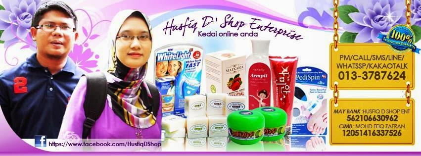 Husfiq D' Shop Ent