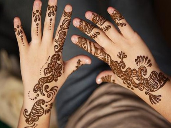 Mehndi Eid Designs 2012 : Latest eid mehndi designs for hands