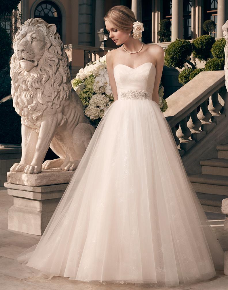 Vestidos de novia de victoria