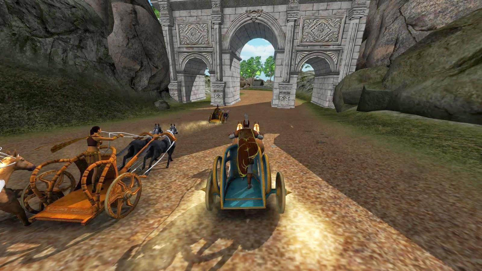 Chariot Wars – Full Game Unlock Mod Apk