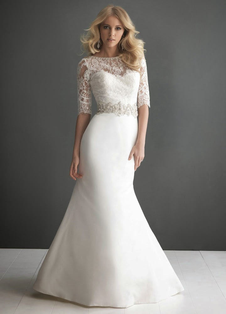 modest elegant wedding dresses sleeves lds design On elegant modest wedding dresses