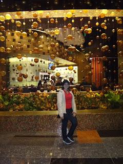 hotel aria - las vegas