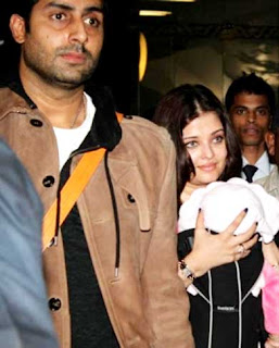 Why is Aishwarya Rai not viewing baby Aaradhya to the Public?