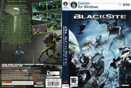 BlackSite Area 51 [Español] [DVD5]