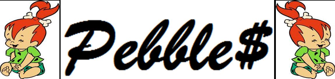 Pebble$