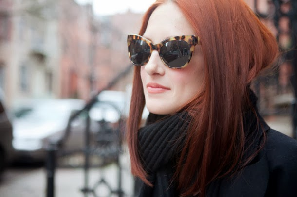 2014 Fashion Forecast on Eyewear Trends