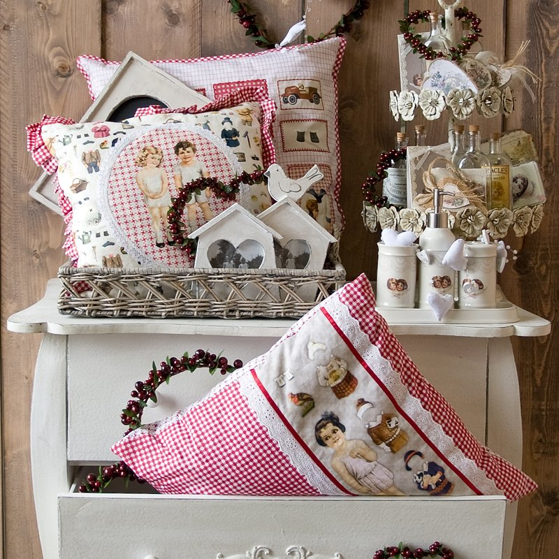 Shabby chic con amore casa shabby chic country chic for Casa country chic