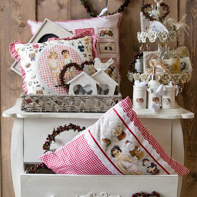Shabby chic con amore casa shabby chic country chic for Oggettistica shabby online