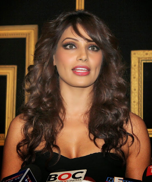 Bipasha Basu in Black Dress in Bash Party