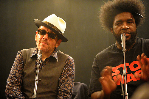 música, elvis costello, the roots