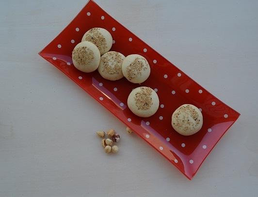 Galletas de avellana y mantequilla