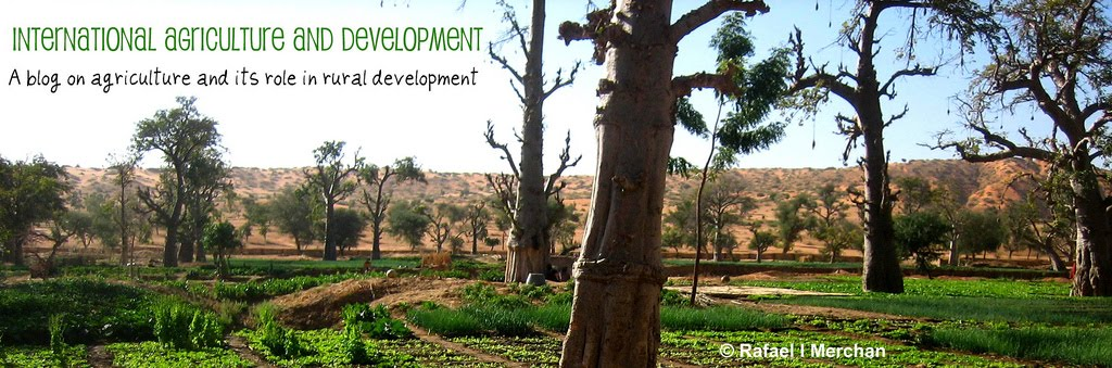International Agriculture and Development