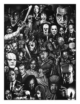 Icons of Horror!