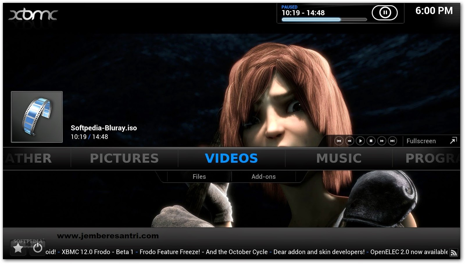 Download FREE XBMC Media Center 13.0 Beta 4 Terbaru 2014