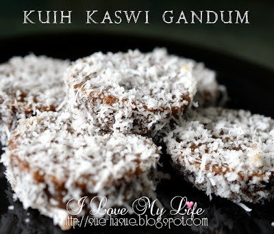 Hasue I Love My Life Kuih Kaswi Gandum Lembut
