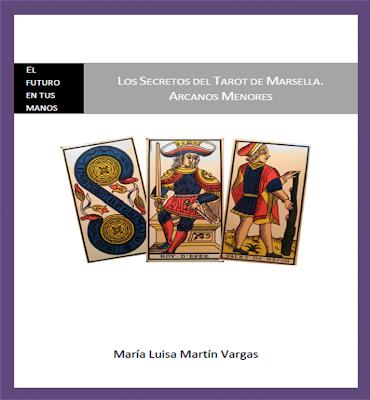 Portada de mi libro los Arcanos Menores del Tarot de Marsella