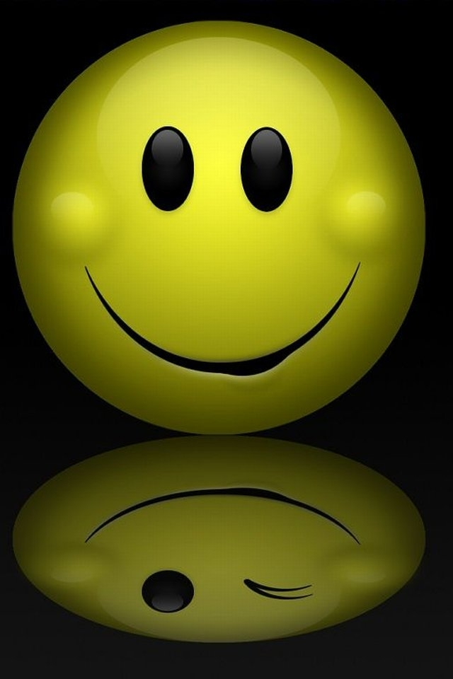 Cool iphone wallpapers smiley face wink smiley face wink altavistaventures Images