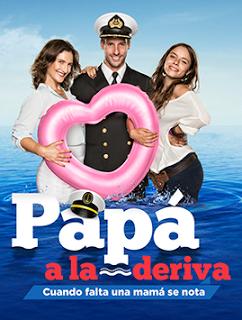 ver capitulo de novela Papa a la deriva