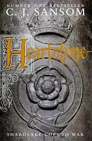 heartstone C.J. sansom cover