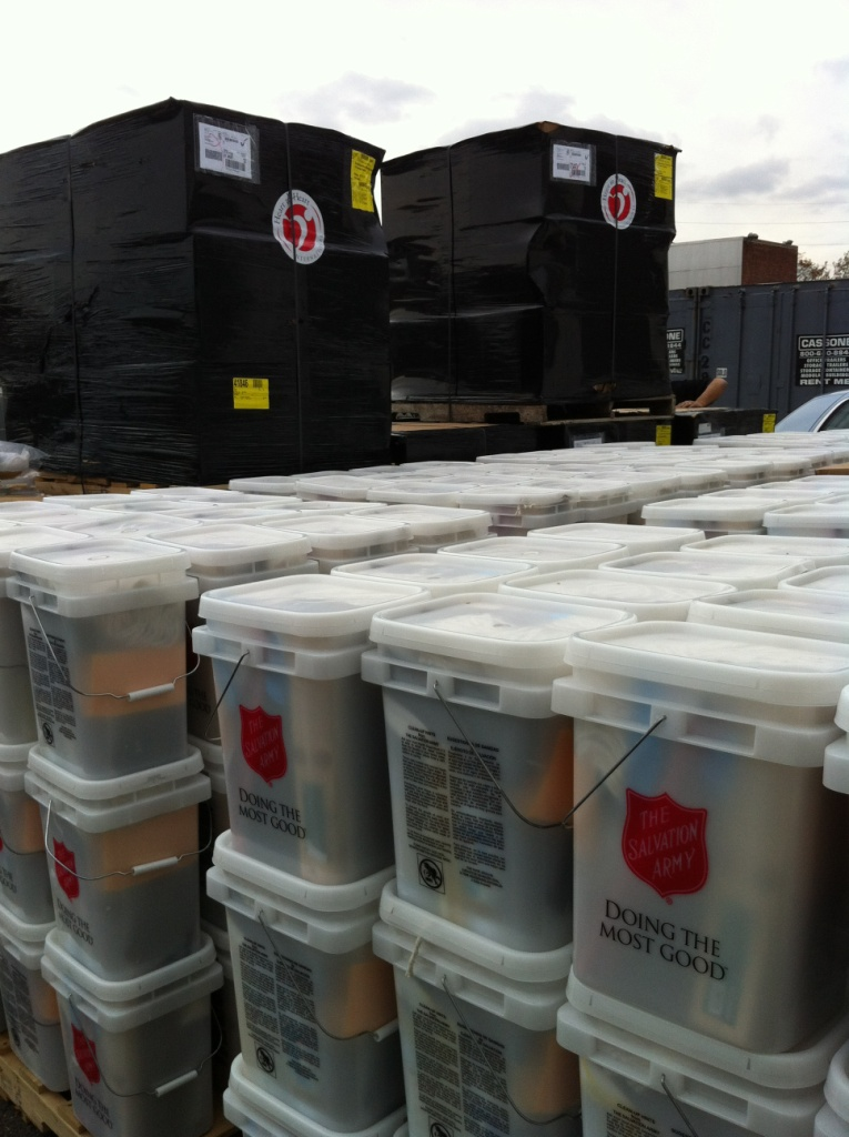 Transglobal Express Blog: FedEx delivers relief supplies ...