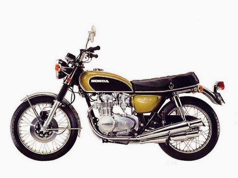 KENAROK MOTORCYCLE Kumpulan Gambar Sepeda Motor Honda CB 500